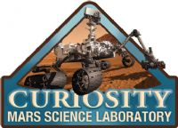 Curiosity Mars Rover Lapel Pin